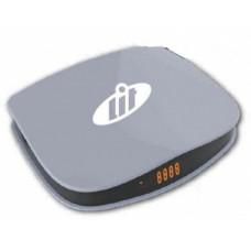 Ресивер эфирный LIT Temp серый дисплей