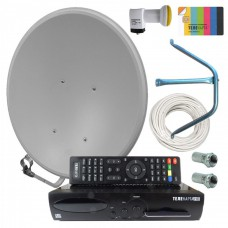 Телекарта - комплект для просмотра на один телевизор EVO-07 full HD