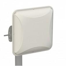 Антенна для приема интернет-сигнала PETRA BB MIMO 2х2, 14Дб 2*F-female (3G+4G MIMO)