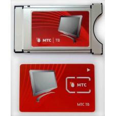 CAM МТС HD + карта доступа подписка на 1мес.
